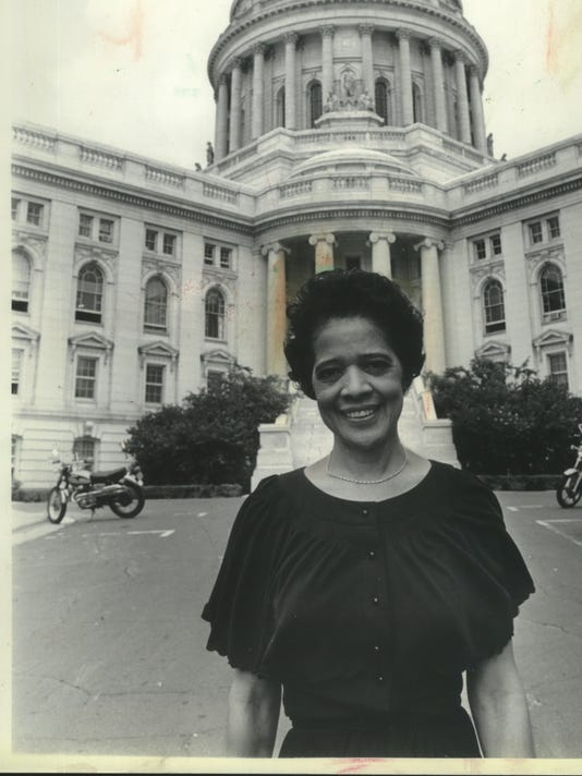 Vel Phillips, Wisconsin's Secretary of State