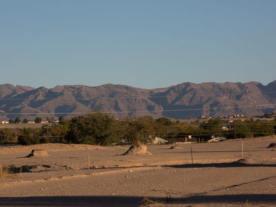 The 110-acre Las Cruces Country Club property, 2700