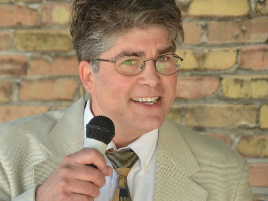 Keith Barany will perform at Cortland Rep Downtown.