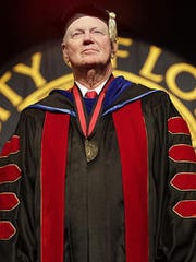 University of Louisville President James Ramsey