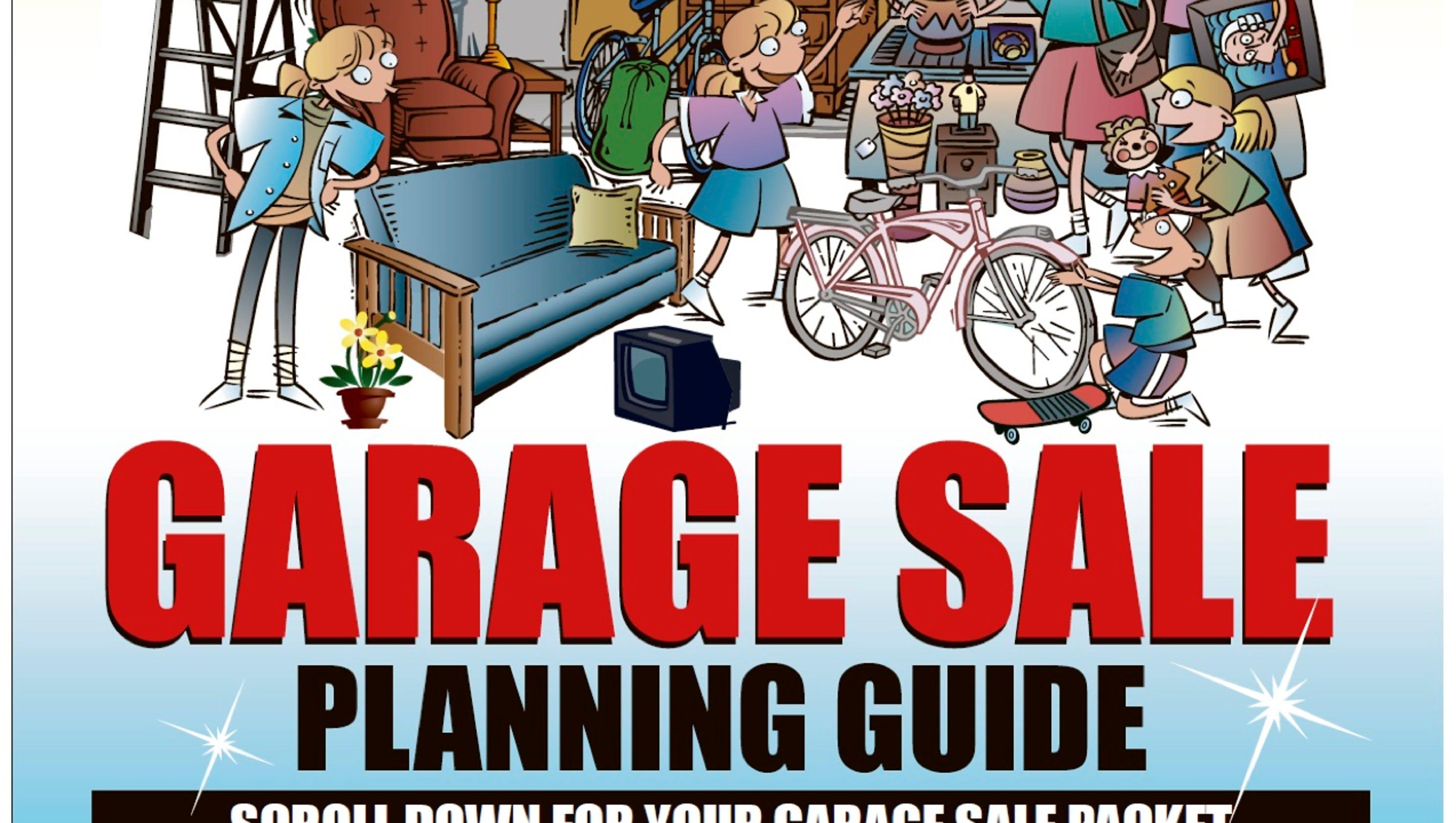 Garage Sale Kit
