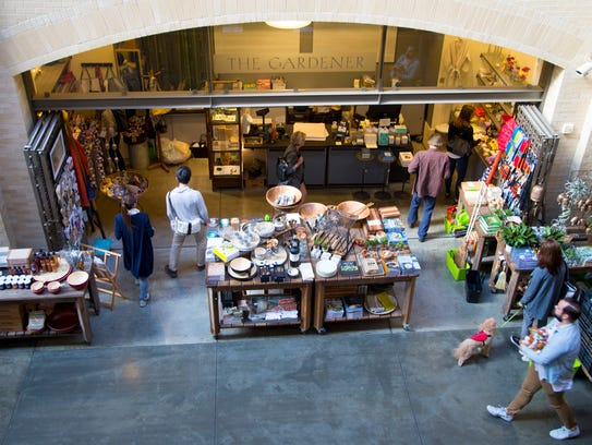 The Ferry Building Marketplace is a home to community