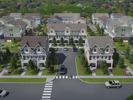 As Ferndale's first major housing development in decades,