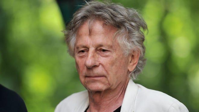 Roman Polanski in August 2016 in Chanceaux-près-Loches, France.