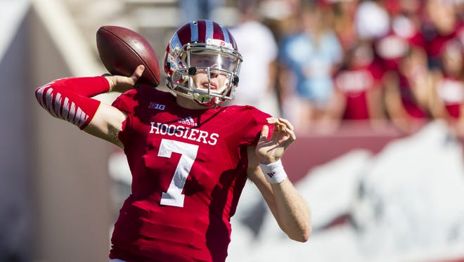 Nate Sudfeld and the Hoosiers will open the season on ESPNews.