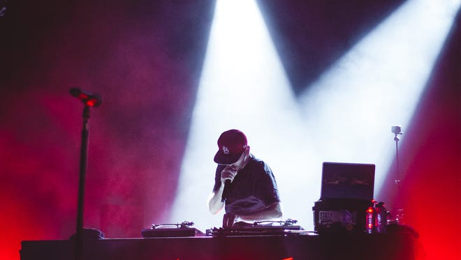 Madison native Gabe Moskoff, stage name Trackstar the DJ, tours around the world with acclaimed hip-hop duo Run the Jewels, and has scratched on all the group's albums.