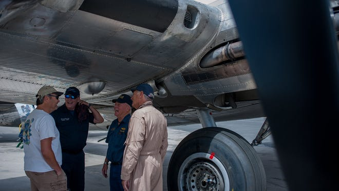 The Arizona Commemorative Air Force Museum keeps history alive through storytelling and by maintaining the airworthiness of the museum's vintage warplanes.
