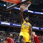 AP: Wolves agree to terms with Hill for 2 years, $8M
