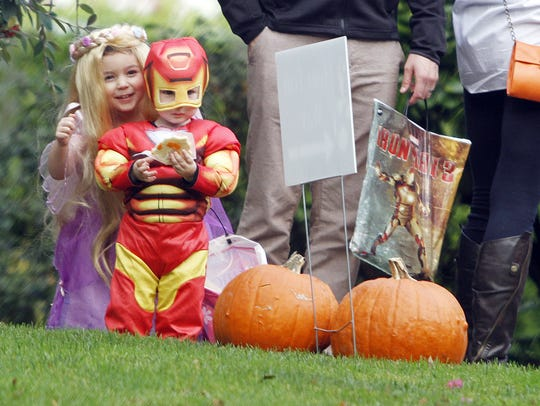 The Children's Halloween Party at Deepwood Museum & Garden will feature crafts, activities and treats.