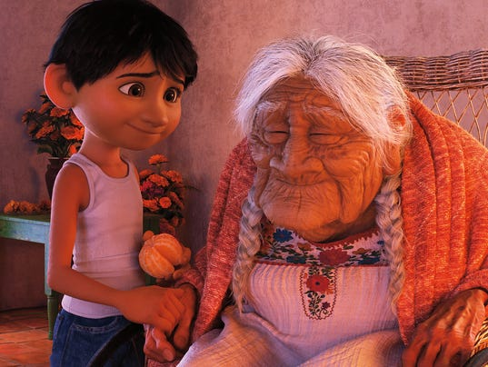 'Coco': Meet Anthony Gonzalez, the Pixar film's teen