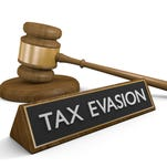 Stock image for tax evasion