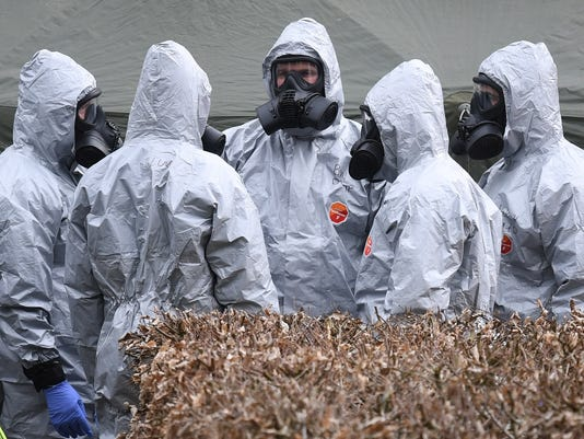 EPA (FILE) BRITAIN CRIME NERVE AGENT ATTACK CLJ CRIME GBR