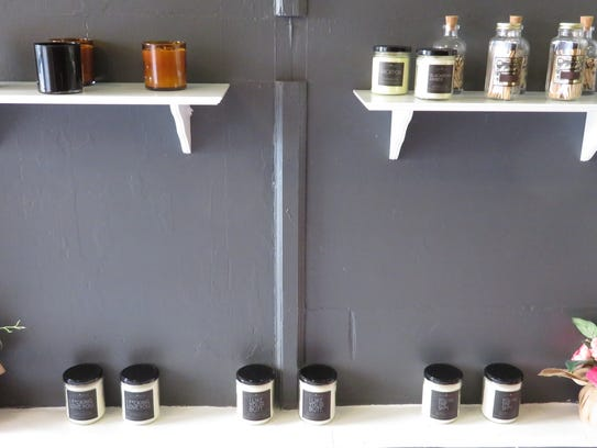 Customers can purchase these candles from Indigo Rose.