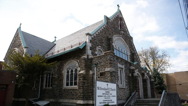 The New York Archdiocese announcedthe merger of St. Ursula Roman Catholic Church with the Church of Saints Peter and Paul in Mount Vernon on Nov. 2, 2014.
