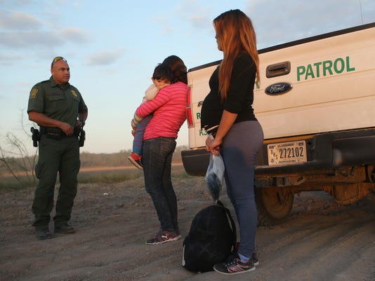 Border Security Remains Key Issue In Presidential Campaigns