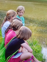 """Camp W.I.N.G.S. is s """"good grief camp"""" for children dealing with the loss of a loved one. Kids make memory boxes do a balloon release and many other activities throughout the camp weekend."""