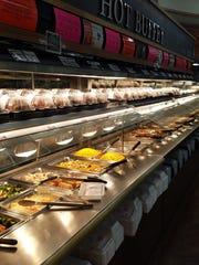 Hot Bar in Shop Rite in Paramus