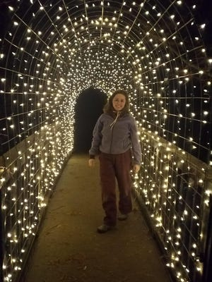 """The 2020 Winter Luminary Walk """"The Prairie Sleeps"""" will be from 5:30 to 8 p.m. Dec. 5 to 6 with five half-hour reserved slots each night at the Dyck Arboretum of the Plains, 177 W. Hickory in Hesston."""