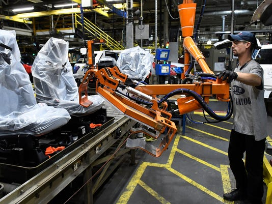 Robotics, Ford, Trucks, Automation, Assembly