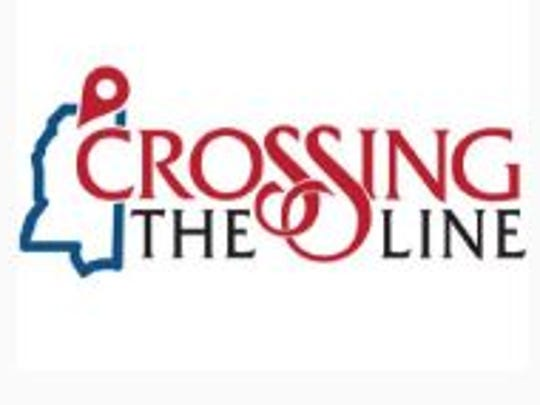 Crossing the Line logo
