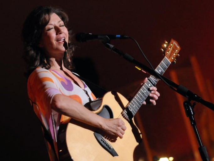 Amy Grant performs during the Lancaster Festival Saturday, July 19, 2014, at the OU-L Wendel Concert Stage in Lancaster.