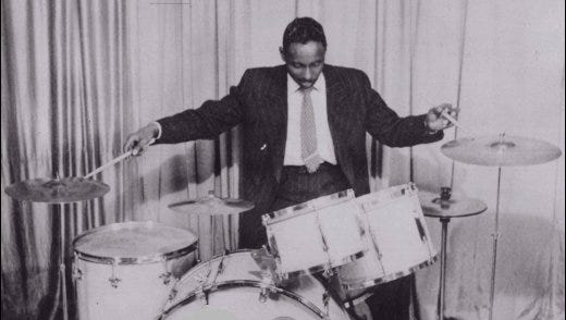 Jazz drummer Charlie Rice will perform at the Collingswood Community Center Dec. 3.