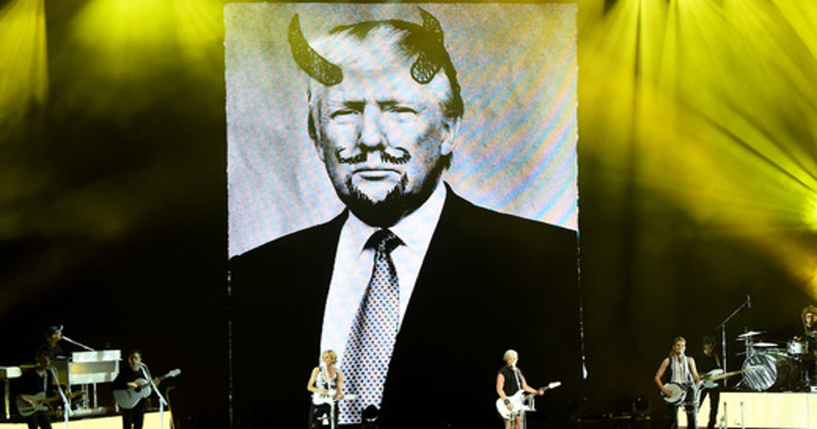 The Dixie Chicks: The long road back from exile