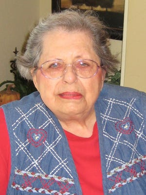 Helen Dietrich Lovelady, 91, passed away peacefully, on April 15, 2015 at Lemay Avenue Health and Rehab, with her family by her side.