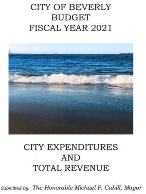 Beverly Mayor Michael P. Cahill has submitted the proposed fiscal year 2021 budget for consideration by the City Council; budget meetings with department heads are ongoing.
