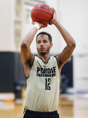 Purdue junior Vincent Edwards is among the nation's best small forwards.
