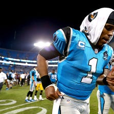10/ Carolina 2-1 (last week 8) - They laid an egg at home against Pittsburgh.