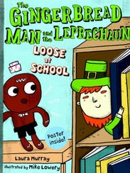 """Laura Murray's """"The Gingerbread Man and the Leprechaun"""