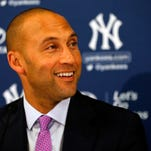 Derek Jeter of the New York Yankees.