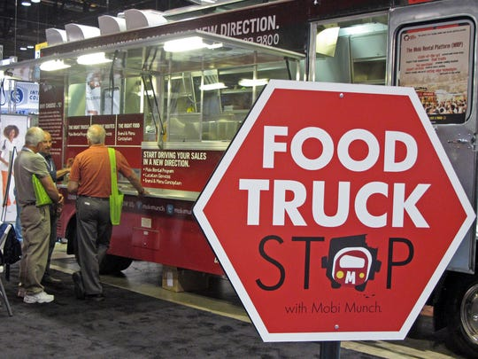 It costs far less to operate a food truck than a bricks-and-mortar restaurant, and this is a part of the appeal to professional cooks.