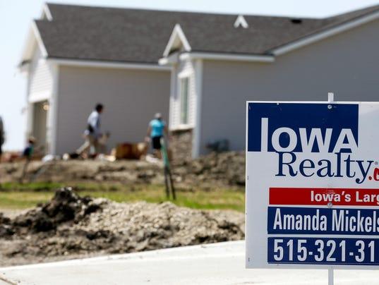 AP New Home Sales