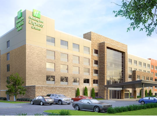 The Holiday Inn Express & Suites has opened in Noblesville at I-69 Exit 210.