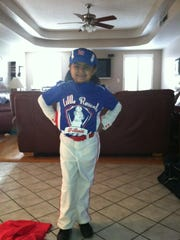 Bella ready to head to game