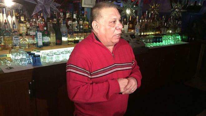 Victor Canela, co-owner of the Mexican Village restaurant where a mass shooting occurred around 2 a.m. on Feb. 7, 2016.