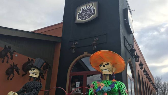 Patron Mexican restaurant is now open in Weston.