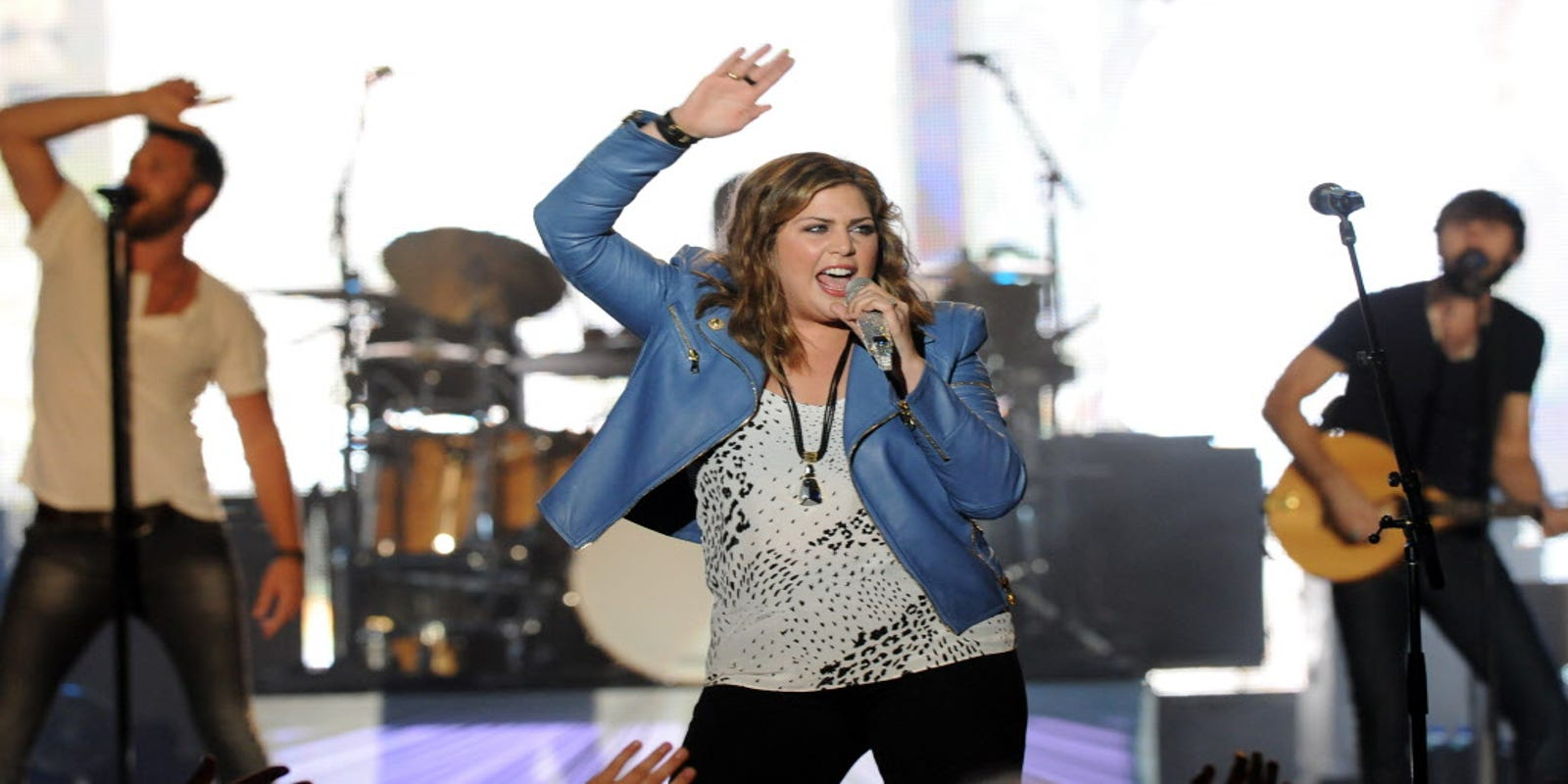 Hillary Scott On Lady Antebellums Return Country Radios Gender Gap