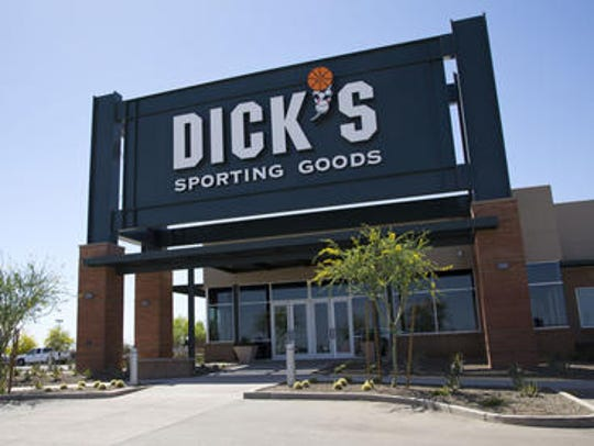 Dick's Sporting Goods opened a 624,000-square-foot
