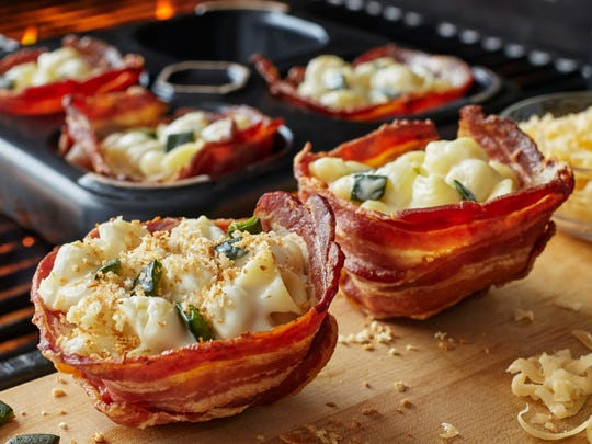 Does dad love bacon? Check out the Sur La Table Pro Ceramic Bacon Bowl ($23.96) which makes edible bowls of bacon that can be filled with any favorite foods such as macaroni and cheese.