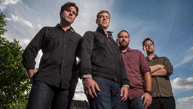 Jimmy Eat World were named to Alternative Press' list of the 20 most influential bands of the last 30 years.