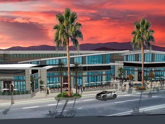 Developer To Spend $10M On Stretch Of Restaurants Next To Regal Cinemas