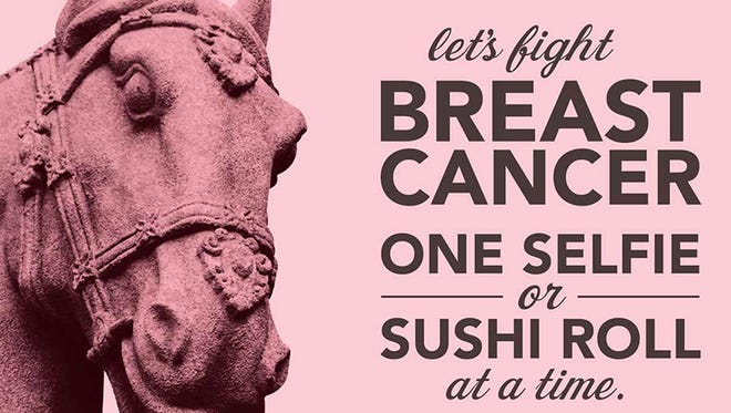 PF Changs restaurants across the nation will kick off the start of Breast Cancer Awareness Month with a Paint PF Changs Pink party!
