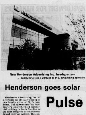 A newspaper clipping from Oct. 29, 1978.