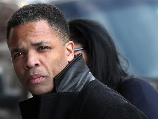 FILE: Jesse Jackson Jr. Released From Halfway House