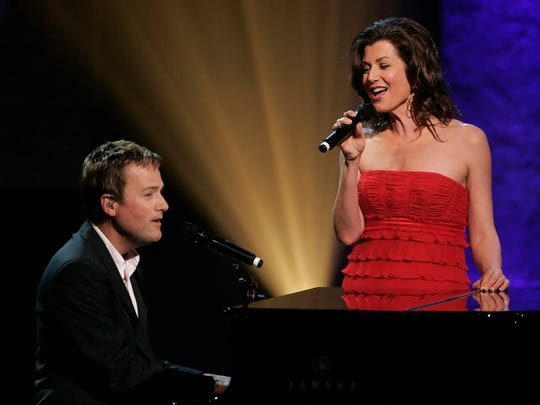 Michael W. Smith and Amy Grant will be performing on Sunday, Dec. 8, 2019, at Wells Fargo Arena in Des Moines.