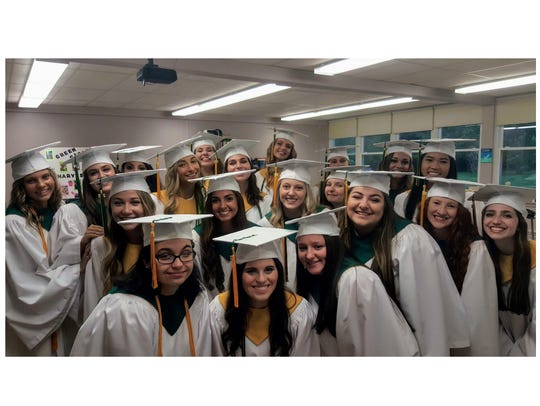 Our Lady of Mercy Academy's Class of 2017