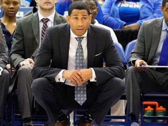 Coach Dana Ford is still trying to get Tennessee State